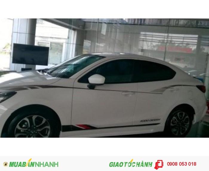 Mazda Biên Hòa, ưu đãi cực lớn M2 Hỗ trợ vay ngân hàng lên đến 85% giá trị xe.