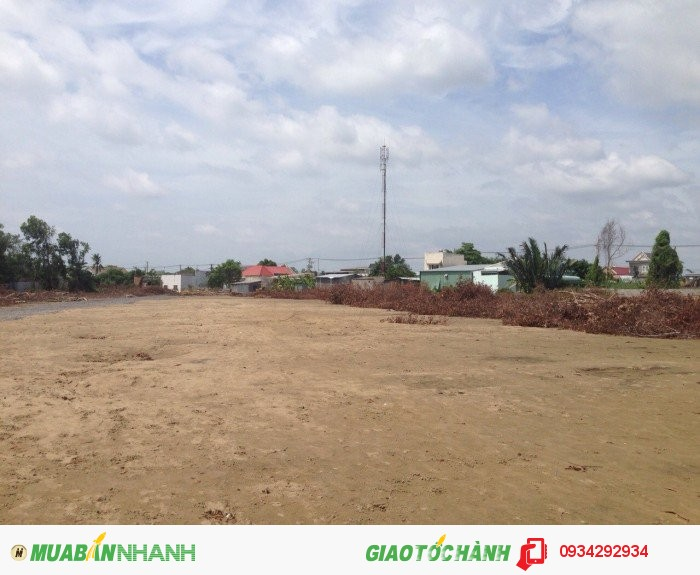 Đất nhà bè mặt tiền đường Nguyễn Bình,  trong dự án METRO CiTy