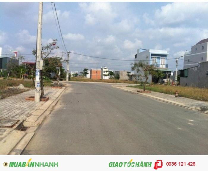 Bán đất khu đô thị Cảng Hiệp Phước, Nhà Bè, diện tích 160m2