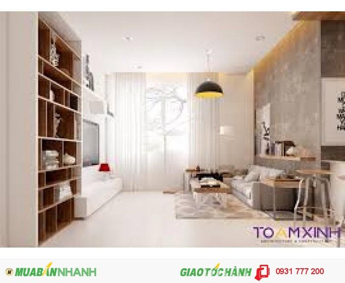 Cần cho thuê gấp căn hộ Hoàng Anh Thanh Bình, Q7, 73m2, giá 9,5 tr/th