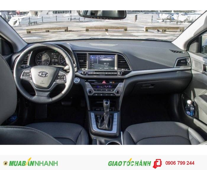 Hyundai Elantra 2019 Giá Tốt Nhất tại HCM. Trả Góp Elantra Lãi Suất Thấp