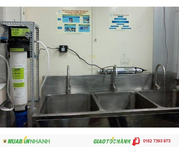 Máy lọc nước uống chất lượng.