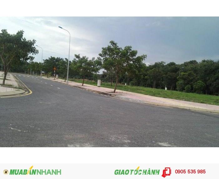 Đất nền LK Cổng ga metro tuyến số 1, MT QL 1A
