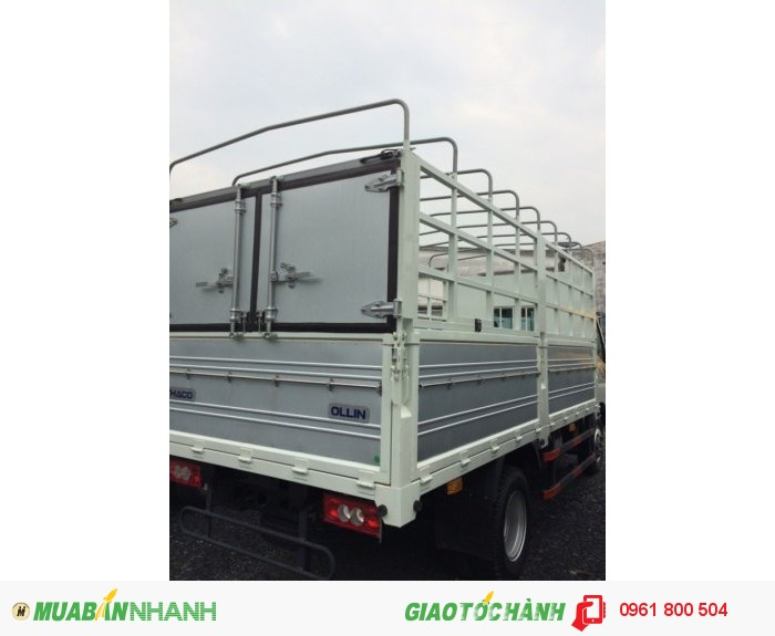 Xe tải trung THACO OLLINải trọng từ 1,98 - 8 tấn) mới 100%