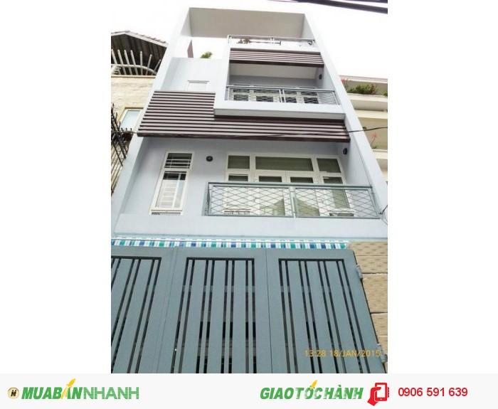 Bán nhà 2 mặt h5m Lý Thường Kiệt, P8, Q.Tân Bình 4.5 x 14 giá 2.9tỷ tl