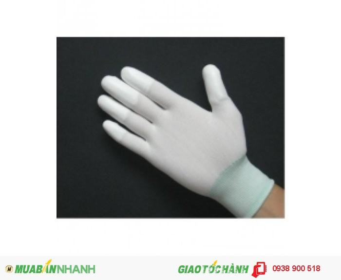 Găng tay phủ PU đầu ngón tay giá sỉ, 5