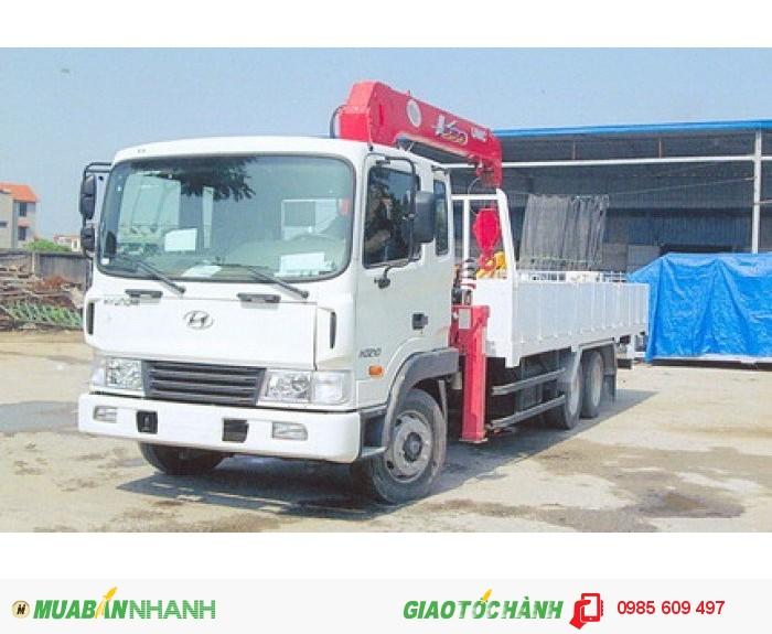 Xe Cẩu Tự Hành UR-V555 Hino FG8JPSB
