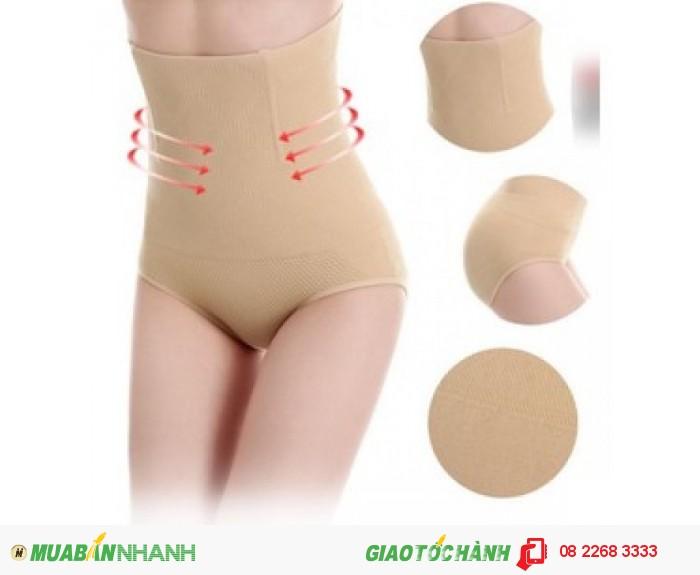 Quần gen nịt bụng chống cuộn lấy lại vùng eo thon, làm da bụng mịn hơn sau khi...