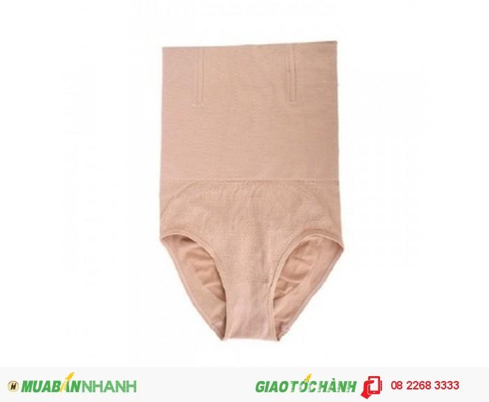 Quần gen nịt bụng chống cuộn lấy lại vòng eo thon gọn, làm mịn da bụng sau khi sinh - QG01
