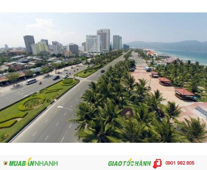 Siêu lợi nhuận với đất nền gần biển Phạm Văn Đồng