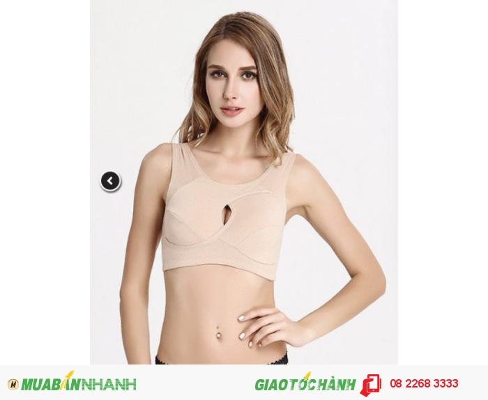 Áo Thể Thao Định Hình Nâng Ngực chất lượng - MSN183016