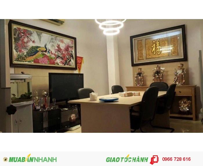 Bán nhà sổ đỏ chính chủ, Quận Ba Đình, kinh doanh,  giá không thể rẻ hơn 4.5 tỷ, có thương lượng.
