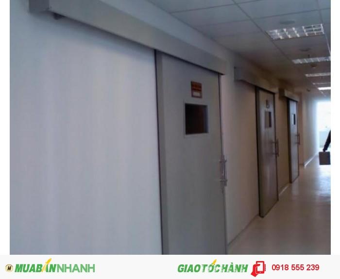 Nhận đóng phòng chì X Quang, CT - Ảnh: 1