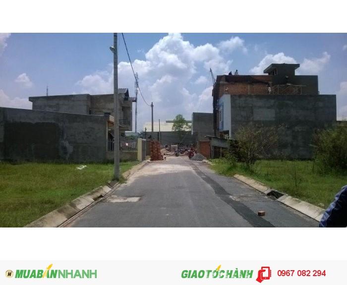 Đất Nền 100m2 nguyễn Văn Bứa,Xuân Thới Sơn-Hóc Môn
