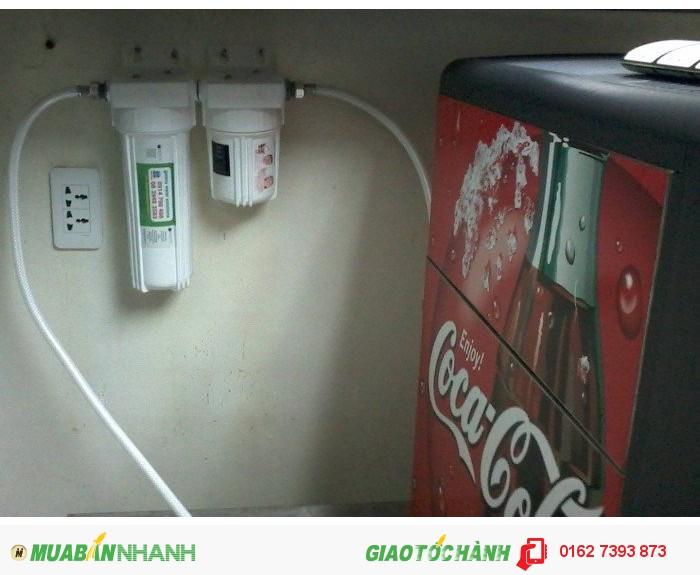 Máy lọc nước uống trực tiếp cho gia đình.