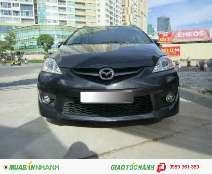 Mazda 5 2.0AT đăng ký 2011, 655 triệu