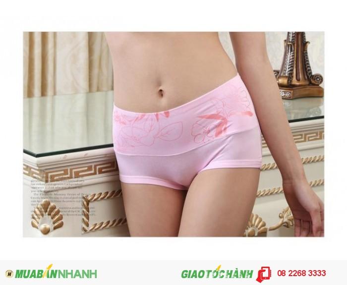 Quần gen nịt bụng cao cấp hoa văn giá cực tốt - MSN183017