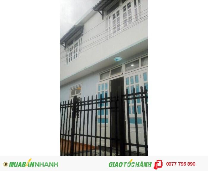 Bán nhà Nhà Bè, DT 8.5mx8m, lô góc 2 MT, cách mặt đường Huỳnh Tấn Phát 20m, Nhà Bè. Giá 1.55 tỷ