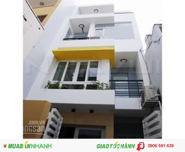 Bán nhà mt đường nội bộ khu Bàu Cát, P.10 , Q.Tân Bình, dt 40m2, giá 3.1 tỷ