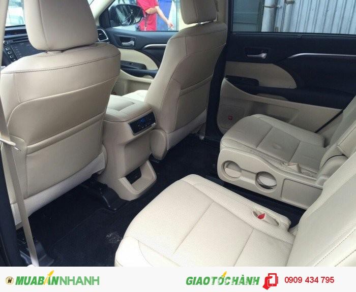 Toyota Highlander 3.5 Limited sx 2k16 full option, nhập Mỹ, 3
