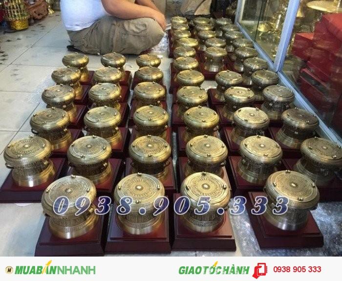 Combo đôi trống đồng mô hình đk 12cm Đông Sơn và Phú Phương giá tốt nhất tại Sài Gòn3