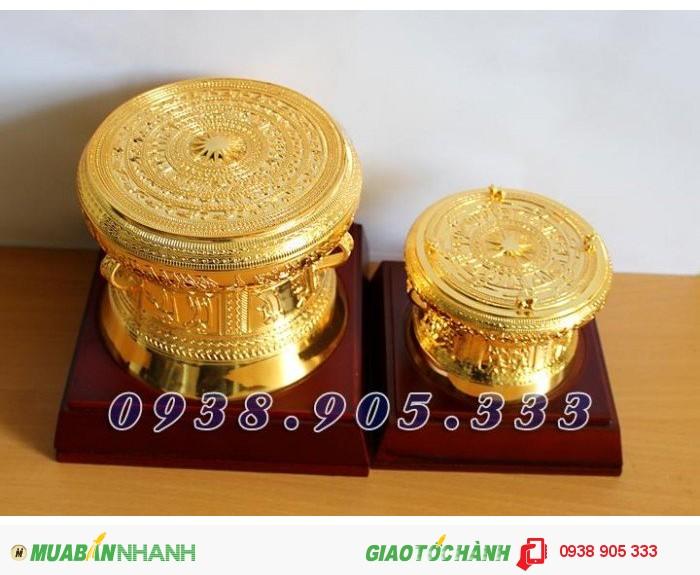 Combo đôi trống đồng mô hình đk 12cm Đông Sơn và Phú Phương giá tốt nhất tại Sài Gòn0