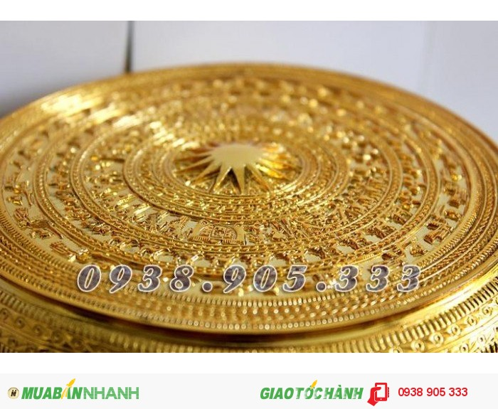 Combo đôi trống đồng mô hình đk 12cm Đông Sơn và Phú Phương giá tốt nhất tại Sài Gòn1