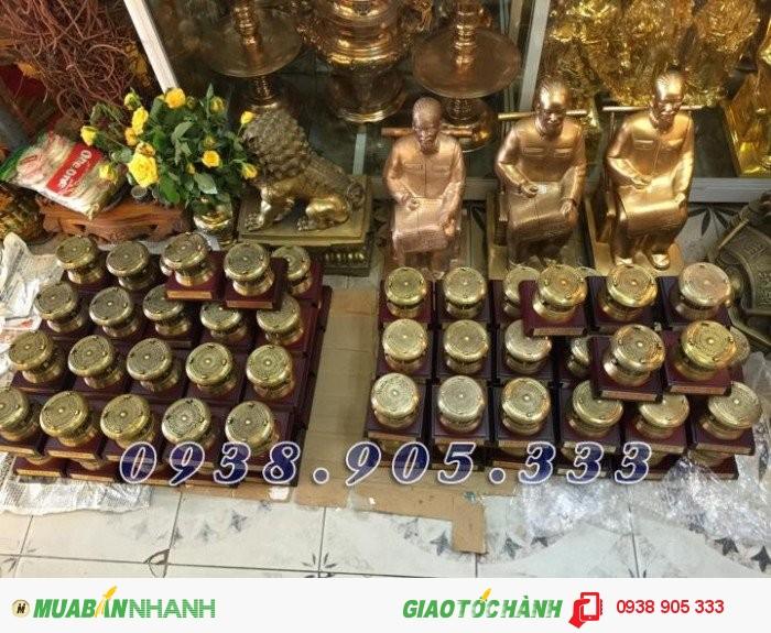 Combo đôi trống đồng mô hình đk 12cm Đông Sơn và Phú Phương giá tốt nhất tại Sài Gòn2