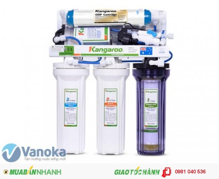 Máy lọc nước Kangaroo KG102 (5 cấp lọc)