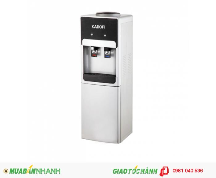 Cây nước nóng lạnh Karofi HC01 an toàn tinh tế