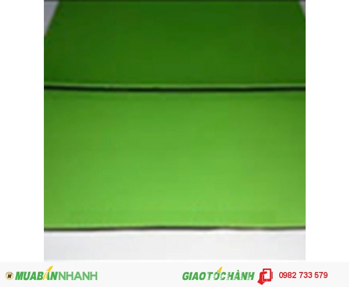 Thảm cao su Light Green0