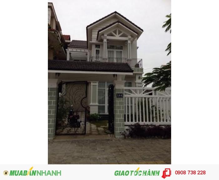 •  Villa đường số 2 khu Cư Xá Đô Thành , đường nội bộ 10m