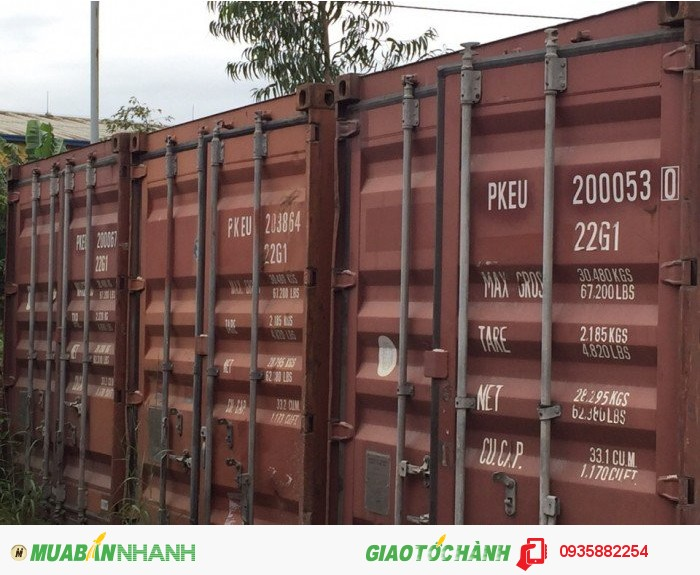 Mua bán Container ở Quảng Nam
