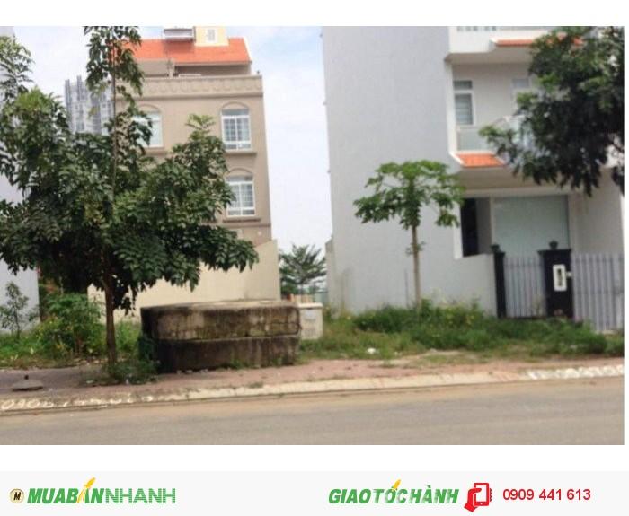 Bán đất 90m2 MT đường 5 Linh Xuân/SHR/100tr đi công chứng