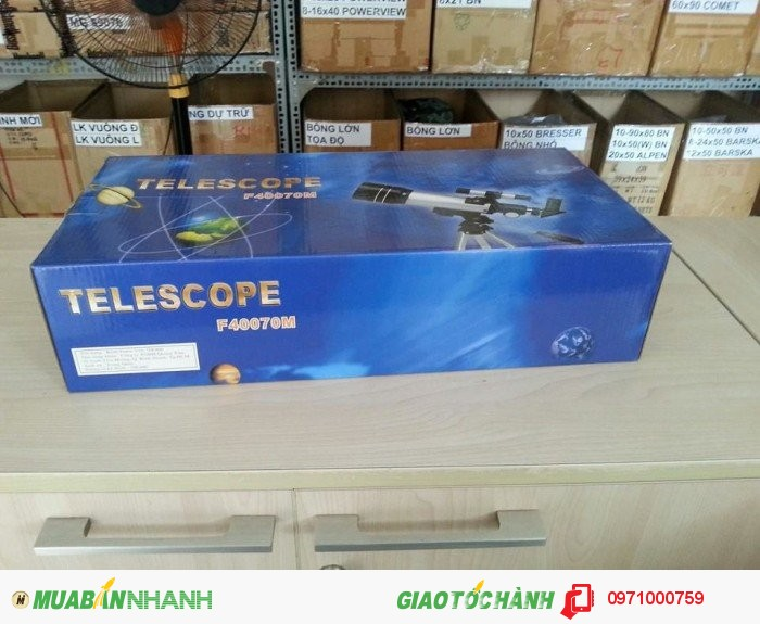 Kính thiên văn 70F400 Photon - Sporting Scopes