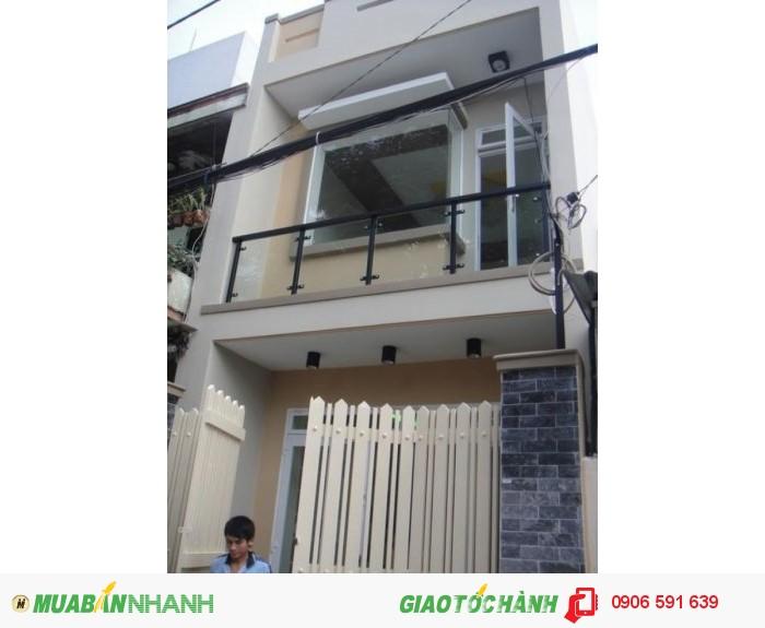 Bán nhà mt đường nội bộ khu Bàu Cát, P.10 ,Q.Tân Bình 4x10m( không lộ giới) giá 3.1tỷ TL