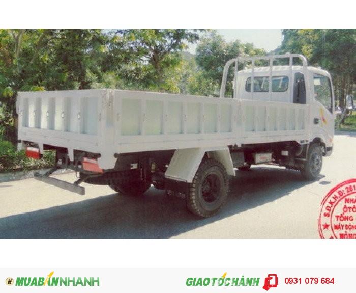 Xe tải VEAM VT260 thùng lửng dài 6m 0