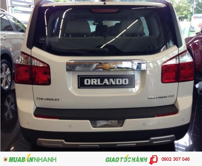 Chevrolet Orlando sản xuất năm 2016 Số tự động Động cơ Xăng
