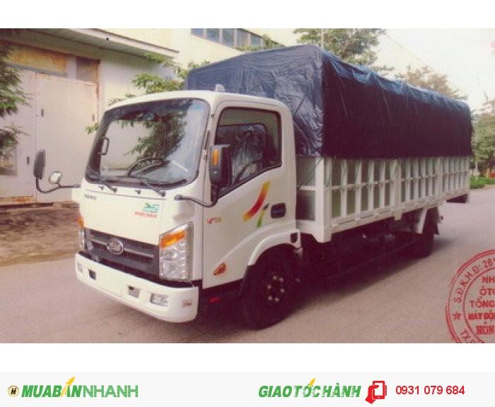 VT340s thùng mui bạc dài 6m2 0