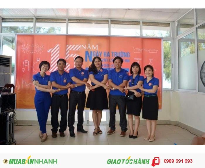 Nhận may áo thun đồng phục công ty, doanh nghiệp, tổ chức - Xưởng may gia công Trang Trần, 5