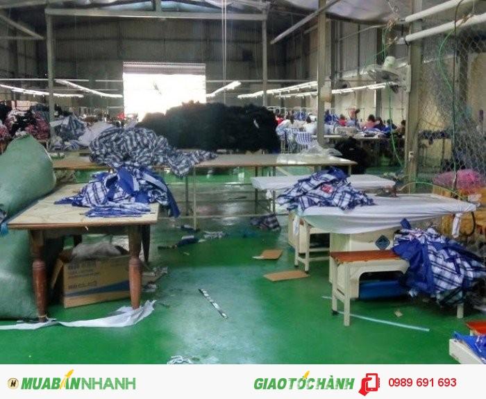 Xưởng may gia công Trang Trần – Nhận cắt may gia công hàng thun