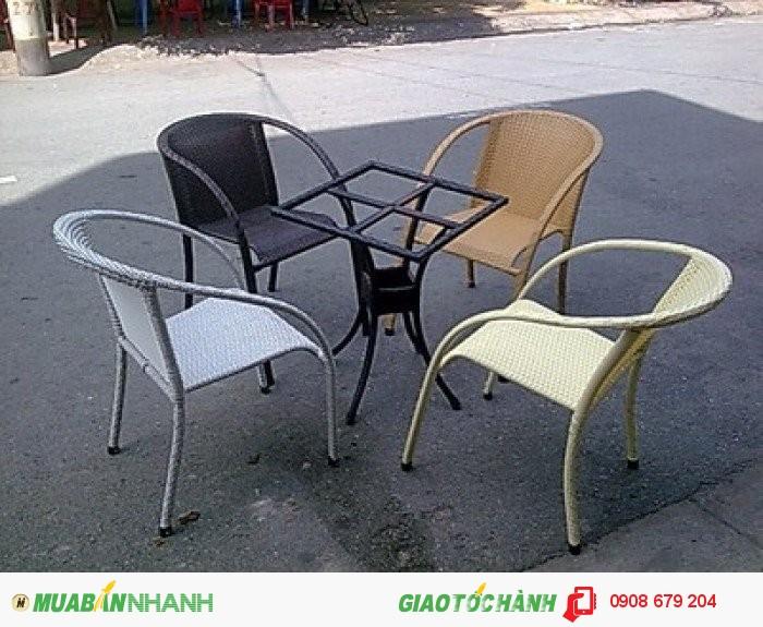 Bàn ghế cafe giá rẻ mẫu mã đa dạng  giá cả cạnh tranh1