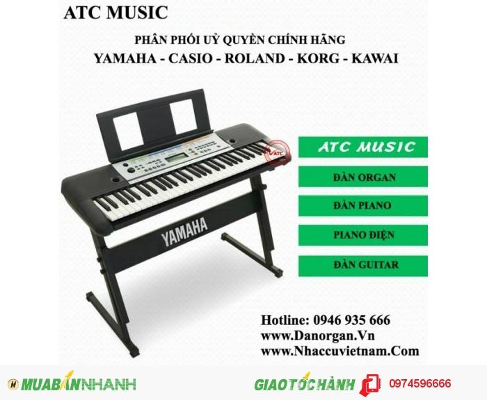Đàn Organ Yamaha - Piano Chính hãng | ATC MUSIC - www.Danorgan.Vn