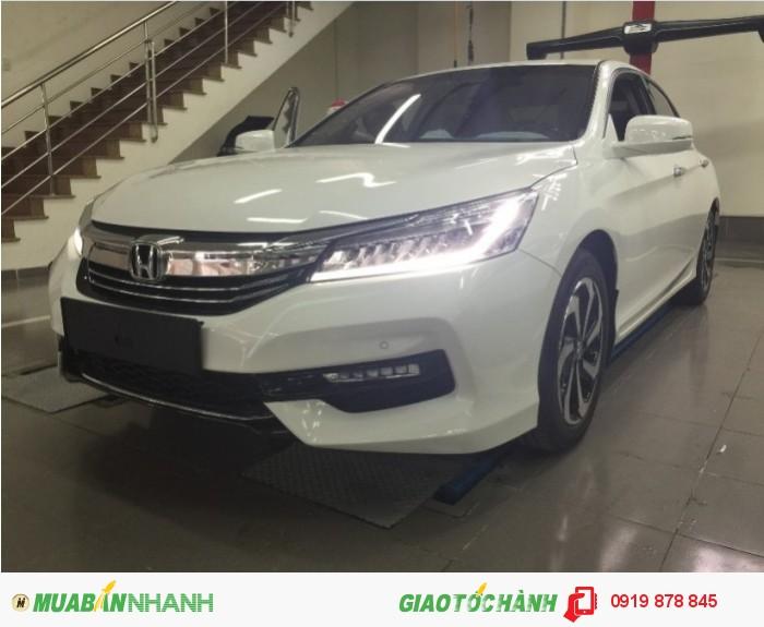 Honda Accord 2016 - Khởi Nguồn Cho Mọi Đam Mê.