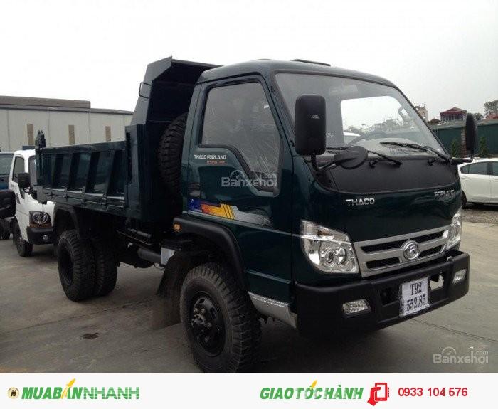 Bán xe tải THACO FOLAND FLD345C 3.45 Tấn giá tốt nhất Tây Ninh