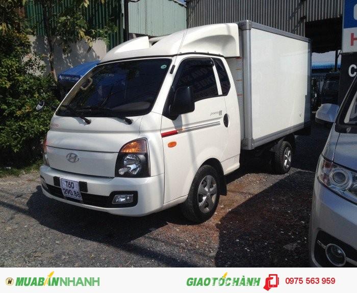 Hyundai porter đông lạnh 1