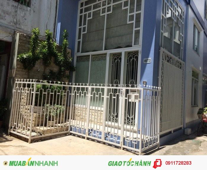 Bán nhà đường Lê Thị Riêng, Phường Bến Thành, Q1. DT 4.8 x 17m