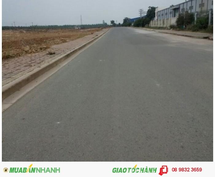Đất nền liền kề KCN Tân Phú Trung giá rẻ, thổ cư 100%, SHR, giá gốc chủ đầu tư