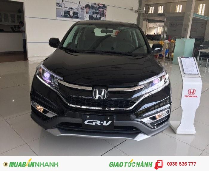 Honda CRV 2016 TG, đủ màu sắc, xe giao sớm, hỗ trợ lên đến 80% giá trị xe