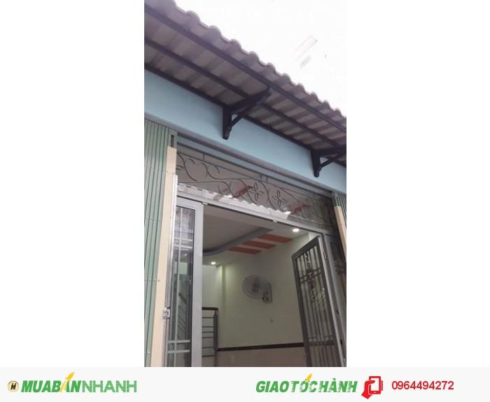Cần bán nhà đường Nguyễn Duy Cung phường 12 quận gò vấp